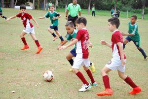 Abertas as inscrições para o Campeonato de Futebol Dente de Leite 2018