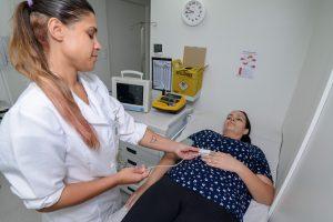 Mais de 700 pacientes foram agendados para esta semana no Espaço Mais Saúde