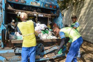 Coleta de lixo será normal  em RC durante o carnaval