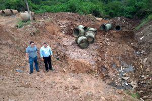Prefeitura realiza obra no Jardim Novo I