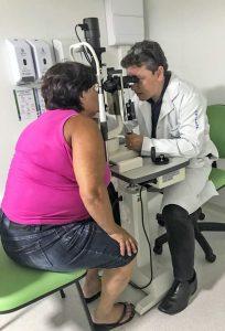 Espaço Mais Saúde realizou 40 cirurgias de catarata e já programou outras 40
