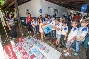 Sala Verde do Lago Azul recebe no domingo 'Brincadeiras Ambientais'