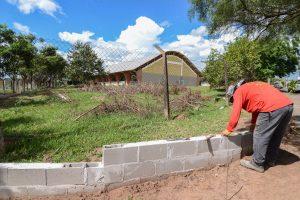 Escolas municipais têm investimentos  de R$ 13,7 milhões em 22 obras