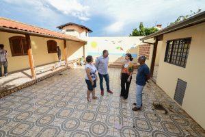 Prefeitura entrega novas instalações para escola