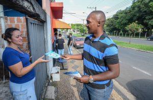 Prefeitura continuará orientando  sobre descarte correto de lixo