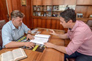 Prefeitura trabalha para regularizar o bairro Santa Maria