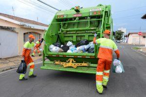 Prefeitura garante coleta de lixo com economia
