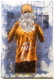 Exposição em São Paulo apresenta pinturas de artista de Rio Claro