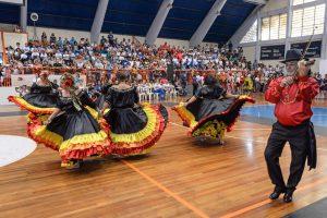 Rio Claro inicia participação  nos Jogos dos Idosos