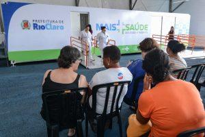 Rio Claro zera fila de espera para consultas a otorrino e ortopedista
