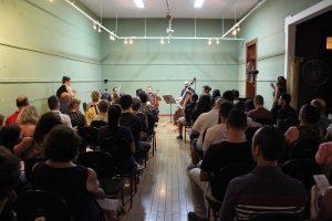 Trio de Choro será atração na quinta-feira no Casarão da Cultura