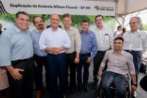 Duplicação da SP-191 trará segurança e salvará vidas, destaca Juninho