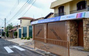 Escola municipal ganha novas  instalações no Cidade Claret