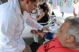 Público recebeu orientações preventivas de saúde