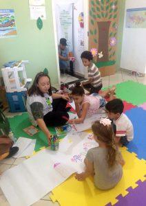 Domingo tem Brincadeiras Ambientais na Sala Verde do Lago Azul