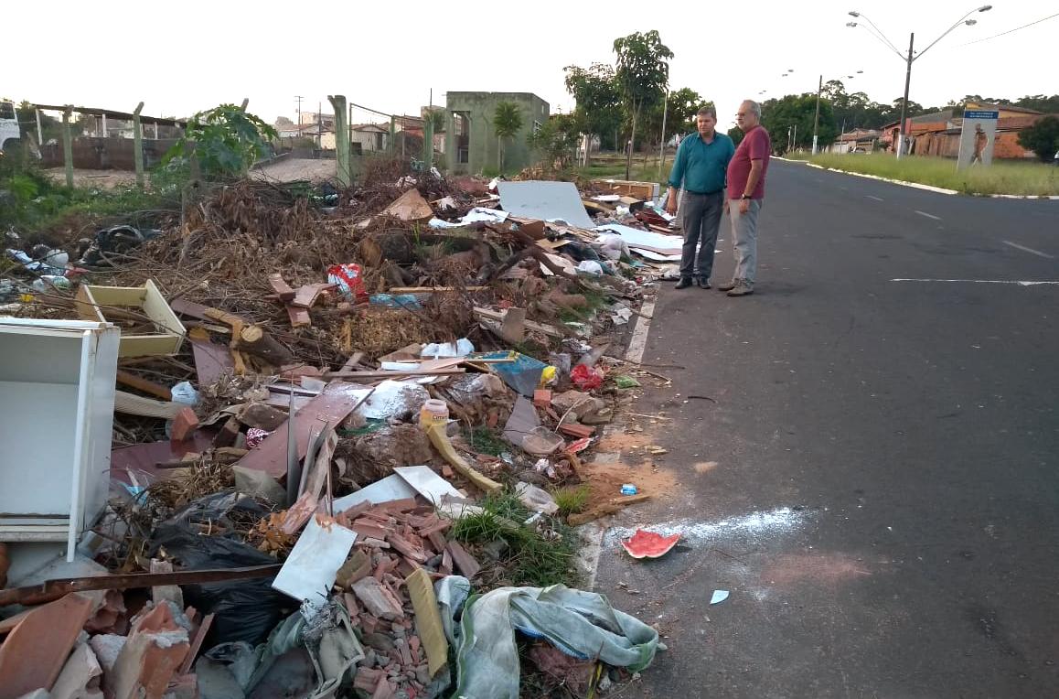 Prefeitura pede apoio da comunidade  para que cidade permaneça limpa