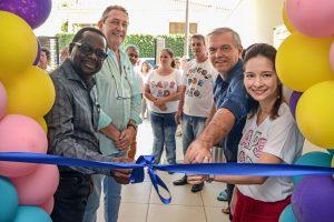Prefeitura entrega nova sede do Caps AD após 10 anos de espera