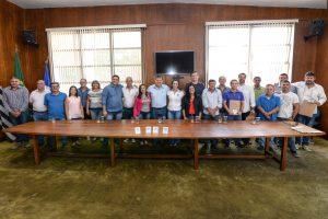 Prefeitura apresenta novos integrantes da Cipa 2018
