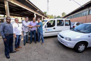 Rio Claro amplia frota do serviço  de transporte de pacientes