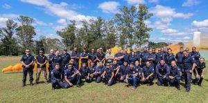 Guarda Civil de Rio Claro recebe capacitação sobre uso de arma não letal