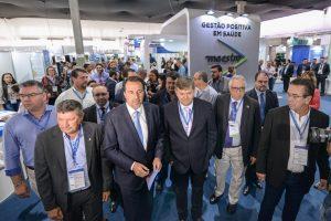 Juninho pede ao novo ministro da Saúde mais recursos federais aos municípios