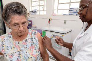 Rio Claro já vacinou mais  de 8 mil contra a gripe