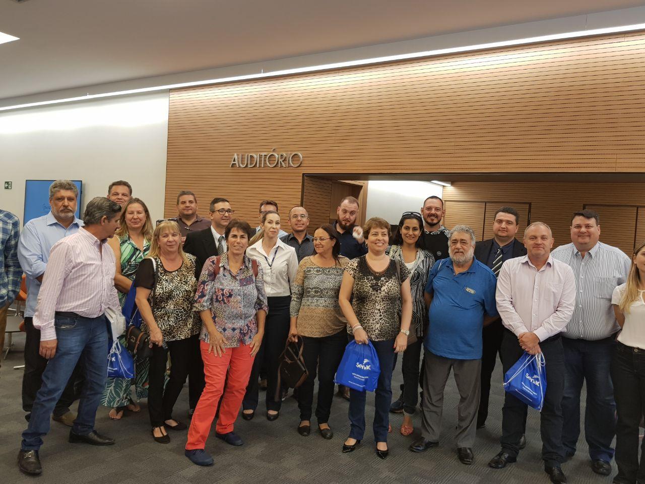 Rio Claro participa do IV Fórum de  Desenvolvimento do Turismo Regional