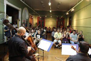 Orquestra Sinfônica é atração quinta-feira no Casarão