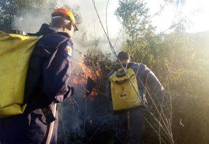 Defesa Civil inicia operação de  Olho na Queimada em Rio Claro