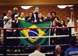Rio-clarense é campeão pan-americano de boxe
