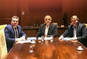 Juninho reitera pedidos de  apoio ao governador Márcio França