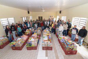 Fundo Social de Rio Claro entrega mais de 7 toneladas de alimentos à entidades