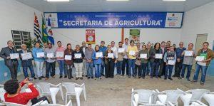 Inspeção municipal certifica mais 17 empresas de Rio Claro