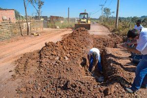 Daae realiza operação para combater  ligações clandestinas de água em Batovi