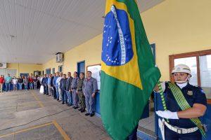 Anúncio de novas viaturas marca os 22 anos da Guarda Civil de Rio Claro
