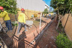 Escolas do Jardim Novo  terão portões individuais