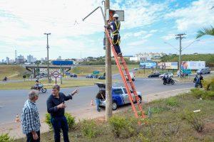 Prefeitura amplia monitoramento  por câmeras na região sul