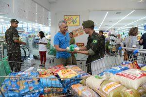 Fundo Social realiza campanha de alimentos