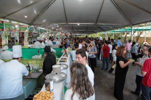 Rio Claro participa de festival gastronômico regional