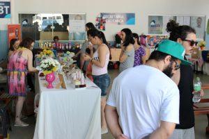 Mães empreendedoras realizam bazar no sábado
