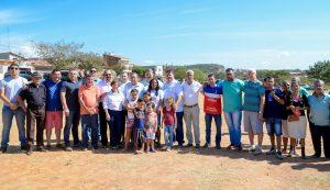 Rio Claro terá área de lazer com campo de futebol no Novo Wenzel