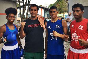 Boxe de Rio Claro conquista medalhas  de ouro e prata em campeonato paulista