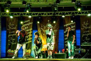 Hip hop será o ritmo do Mix Cultural na antiga estação ferroviária