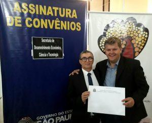 Rio Claro assina mais quatro convênios com governo estadual