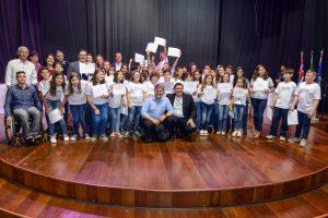 Programa de combate às drogas forma 50 alunos do Colégio Dom Bosco