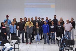 Defesa Civil realiza treinamento de brigada de incêndio para funcionários municipais