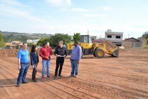 Prefeitura inicia construção de escola no Benjamin de Castro para 780 alunos