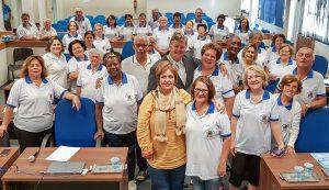 Juninho participa de sessão do  Parlamento do Idoso de 2018