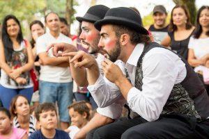 Circo é atração no Jardim Público na sexta-feira