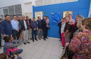 Prefeitura entrega nova creche  para 130 crianças no Terra Nova